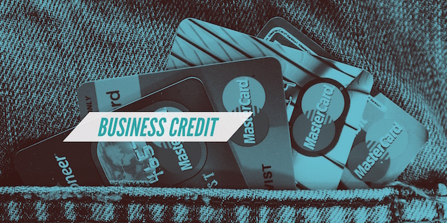 "difference between a ""credit loan"" and ""Business credit"